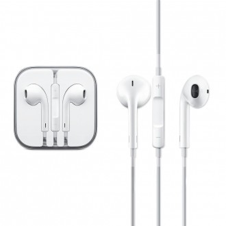 Écouteurs avec télécommande et micro Original MD827ZM/A - Apple