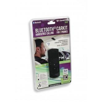 Kit mains libres Bluetooth pare soleil - Dymond