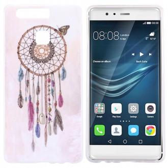 Coque Huawei P9 motif Attrape Rêves et Papillon - Crazy Kase