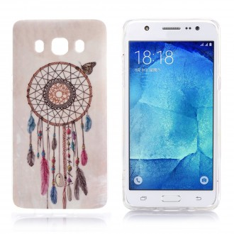 Coque Galaxy J5 (2016) motif Attrape Rêves - Crazy Kase