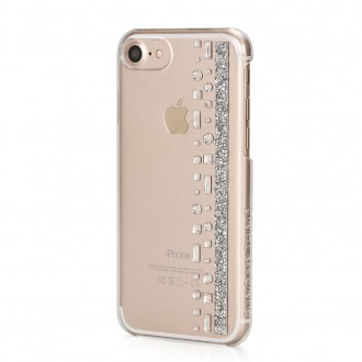 Coque iPhone 8 / iPhone 7 Hermitage Crystal Strass Cristal Swarovski - Bling My Thing