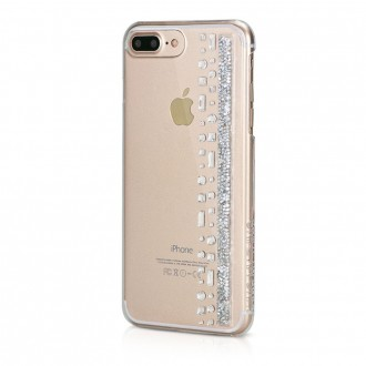 Coque iPhone 8 Plus/7 Plus Hermitage Crystal avec cristaux de Swarovski - Bling My Thing