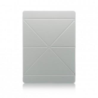 """Etui iPad Pro 12.9"""" Gris avec fonction veille - G-Case"""