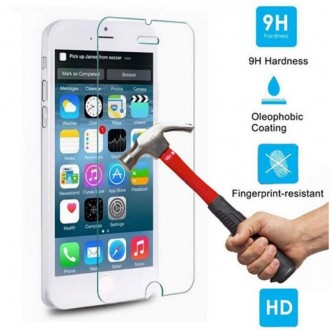 Film iPhone SE / 5S / 5 protection écran verre trempé 2.5D