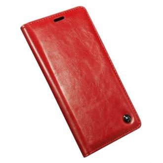 Etui Sony Xperia Z3 Portefeuille Rouge - CaseMe