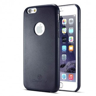 Coque iPhone 6 bleu nuit ultraslim Case Me