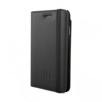 Etui Smartphone Universel 4.6 à 5.1 pouces porte-carte noir - Taille L - Moleskine