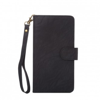 Etui universel smartphone 4.8 à 5.3 pouces portecartes noir - Crazy Kase