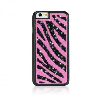 Coque iPhone 6 / 6s Ayano Glam Zebra Pink