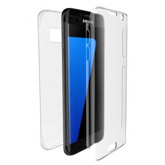Coque Samsung Galaxy S7 Edge Defense 360° transparente - Xdoria