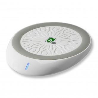 Chargeur sans fil universel à induction QI blanc - 4smarts