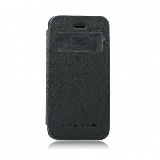 Etui iPhone SE / 5S / 5 Noir - Goospery
