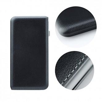 Batterie de secours Noire 12000 mAh câble micro usb et connecteur Lightning inclus - Blue Star