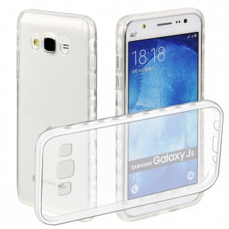 Coque Galaxy J5 (2016) Transparente Souple - Crazy Kase