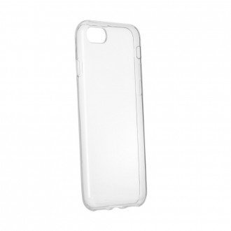 Coque iPhone 7 Transparente en plastique souple - Crazy Kase