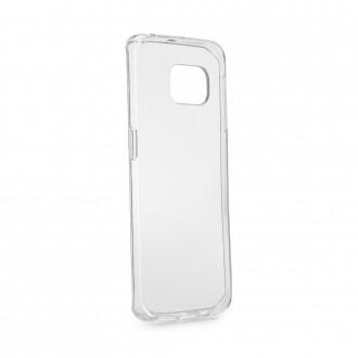 Coque Galaxy S6 Edge Transparente et Souple - Crazy Kase