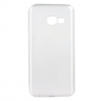 Coque Galaxy A5 (2017) Transparente et Souple - Crazy Kase