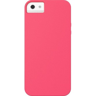 Coque  Xdoria soft rose pour Apple iPhone 5