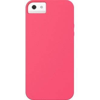 Coque Xdoria soft rose pour Apple iPhone 5