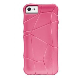 Coque Xdoria stir rose pour Apple iPhone 5
