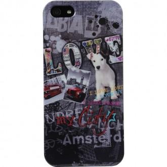 Coque Akashi pour Love My City pour Apple iPhone 5