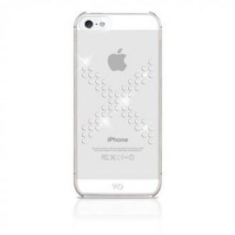"Coque White Diamonds ""X-Series"" blanc pour Apple iPhone 5/5S"