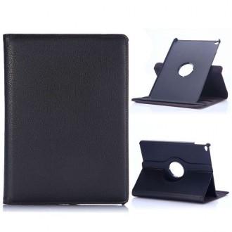 Etui iPad Air 2 Rotatif 360° Simili-cuir Noir