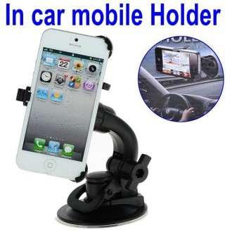 Support voiture iPhone 5 / 5S Rotatif 360°