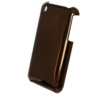 Coque iPhone 3G / 3GS marron effet miroir