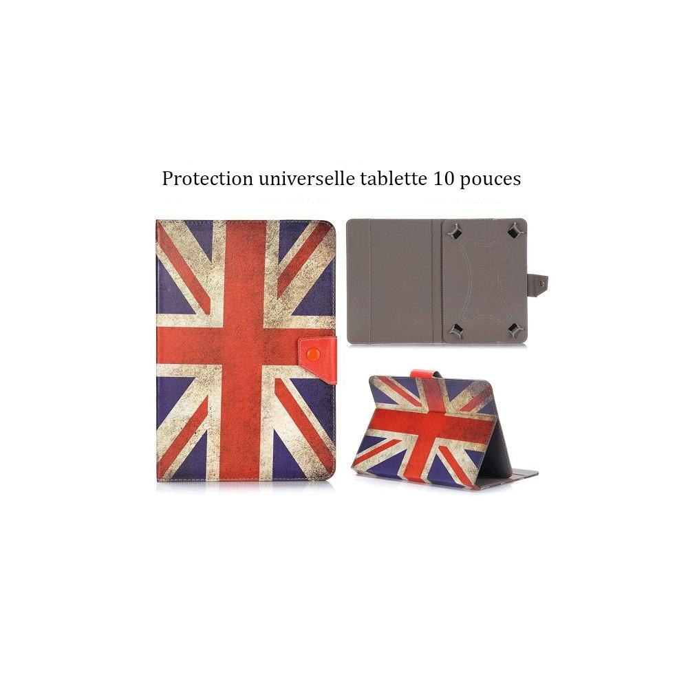 Etui tablette universel 10 pouces drapeau uk vintage ebay - Choix tablette 10 pouces ...