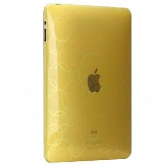 Coque iPad 1 Gelli case jaune de Case-mate CM011200