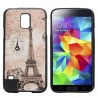Coque Galaxy S5 motif Tour Eiffel