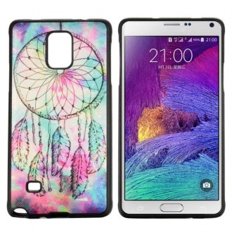 Coque Galaxy Note 4 motif Attrape Rêve