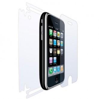 Lot de 2 Films de Protection Case Mate Clear Armor iPhone 3
