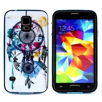 Coque Galaxy S5 motif Attrape Rêve