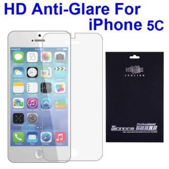 Film iPhone 5 / 5C / 5S protection HD Anti-éblouissement