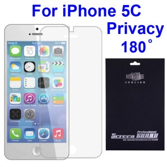 Film iPhone 5 / 5C / 5S protection 180° Privacy Anti-éblouissement