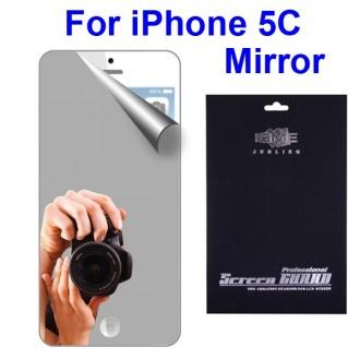 Film iPhone 5 / 5C / 5S protection effet Miroir