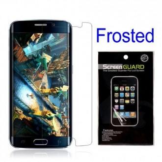 Film Galaxy S6 Edge protection Anti-éblouissement