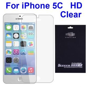 Film iPhone 5/5C protection haute définition Clear