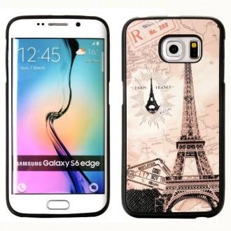 Crazy Kase - Coque Galaxy S6 Edge motif Tour Eiffel