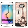 Crazy Kase - Coque Galaxy S6 Edge motif Tour Eiffel