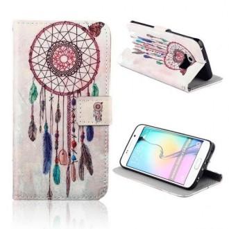Crazy Kase - Etui Galaxy S6 Edge Motif Attrape Rêves