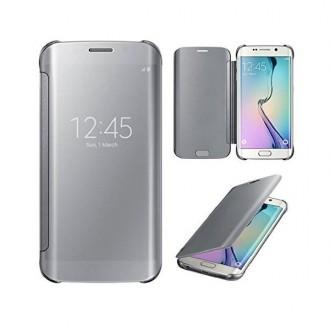 Crazy Kase - Etui Galaxy S6 Edge en Polycarbonate Argent