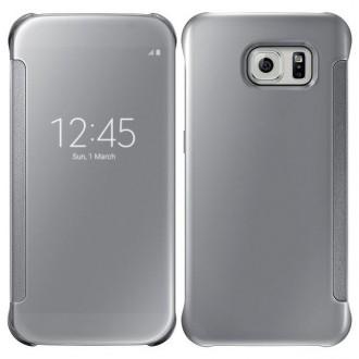 Crazy Kase - Etui Galaxy S6 en Polycarbonate Argent