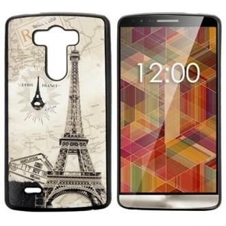 Crazy Kase - Coque LG G3 motif Tour Eiffel