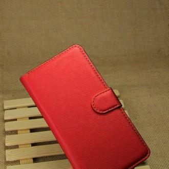Crazy Kase - Etui LG G3 Simili-cuir Rouge
