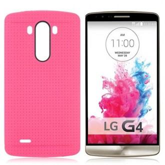 Crazy Kase - Coque LG G4 en TPU Rose
