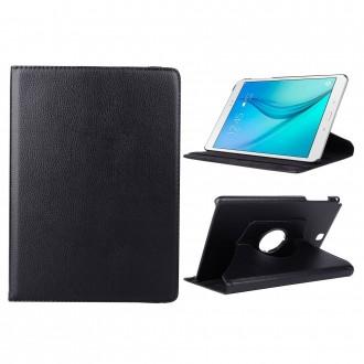 Crazy Kaze - Etui Samsung Galaxy Tab A 9.7 Noir