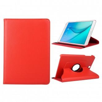Crazy Kaze - Etui Samsung Galaxy Tab A 9.7 Rouge
